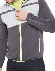 Mpg Planet Run Jacket Grey