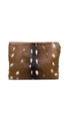 Brother Vellies Axis Pouch Brown