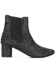 Stine Goya Glitter 'Anita' Boot Black