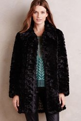 Unreal Fur Ballade Faux Fur Coat Black