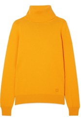 Givenchy Cashmere Turtleneck Sweater Yellow