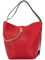 Givenchy Gv Bucket Bag Red
