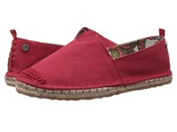 The Sak Ella Origin Rocket Red Women's Boots
