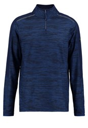 Under Armour Long Sleeved Top Dark Blue
