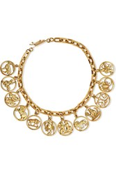 Fred Leighton Collection 14 Karat Gold Bracelet One Size