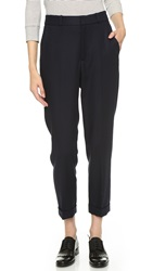 Steven Alan Relaxed Fit Trousers Navy