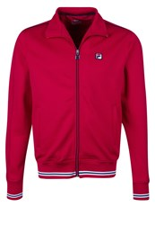 Fila Jon Tracksuit Top Rot Red