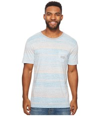 Vissla Southy Short Sleeve Pocket T Shirt Storm Grey T Shirt Gray