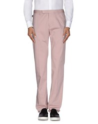 Armani Collezioni Trousers Casual Trousers Men Pink