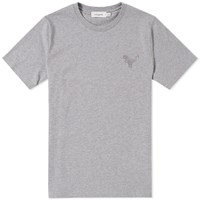Coach Rexy Patch Tee Grey