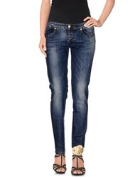 Exte Denim Denim Trousers Women