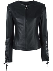 Philipp Plein Phecda Jacket Black