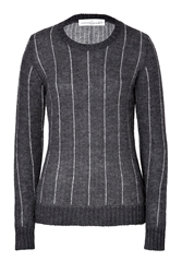 Golden Goose Merino Blend Striped Pullover