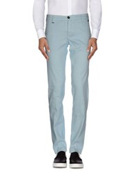 Camouflage Ar And J. Trousers Casual Trousers Men Sky Blue