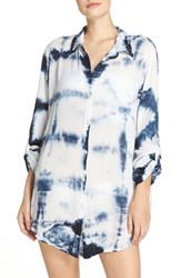 Green Dragon Women's Big Sur Cover Up Shirt
