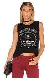 Spiritual Gangster Sky Above Me Tank Black
