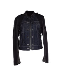 Replay Denim Denim Outerwear Women Blue