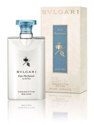 Bulgari Eau Parfumee Au The Bleu Body Lotion 6.8 Oz.