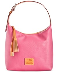 Dooney And Bourke Paige Sac Hobo Hot Pink