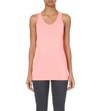 Sweaty Betty Anusara Jersey Top Coral Candy