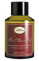 The Art Of Shaving Sandalwood Pre Shave Oil No Color