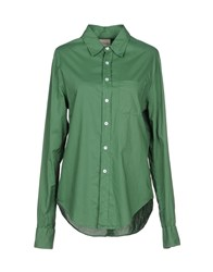 Boy By Band Of Outsiders Shirts Green