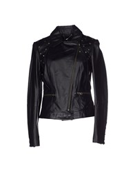 Trussardi Jeans Coats And Jackets Jackets Women Black