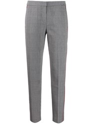 Tommy Hilfiger Checked Slim Fit Trousers 60