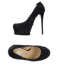 Gianmarco Lorenzi Footwear Courts Women