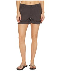 The North Face Adventuress Shorts Graphite Grey Prior Season Women's Shorts Gray