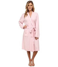 Bedhead Cashmere Robe Heathered Light Pink Women's Robe