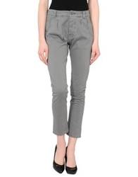 Soallure Casual Pants Grey