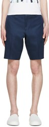 Paul Smith Blue Gents Shorts
