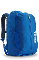 Thule Men's 'Crossover' Macbook Pro Backpack Blue Cobalt