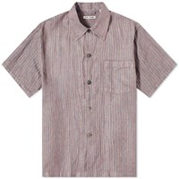Our Legacy Short Sleeve Box Shirt Pink