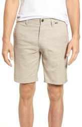 Hurley Dri Fit Shorts Khaki