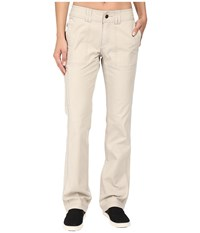Royal Robbins Billy Goat Stretch Five Pocket Pant Sandstone Women's Casual Pants Beige