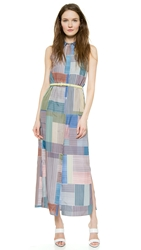 Paul Smith Floor Length Shirtdress