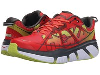 Hoka One One Infinite Poppy Red Acid Men's Running Shoes