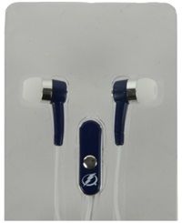 Mizco Tampa Bay Lightning Earbuds Team Color