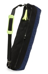 Dl Activ 'Sunrise' Yoga Bag Blue Navy