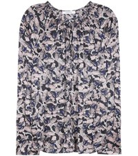 Dorothee Schumacher Soulful Thrill Printed Blouse Multicoloured