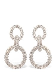 Ca And Lou Gio Chain Earrings Silver