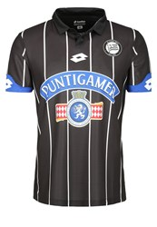 Lotto Sturm Graz Home Sports Shirt Black White