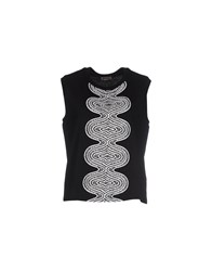 Giambattista Valli Topwear Sweatshirts Women Black