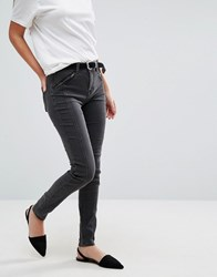 Oasis Straight Leg Jeans Grey