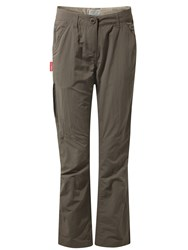 Craghoppers Nosilife Lightweight Trousers Brown
