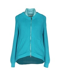Add Down Jackets Turquoise
