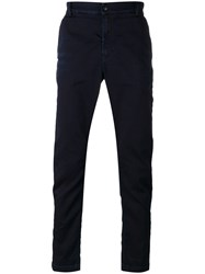Diesel Slim Chinos Blue