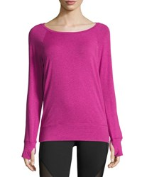 Marc New York Long Sleeve Boat Neck Athletic Tunic Bitterswee